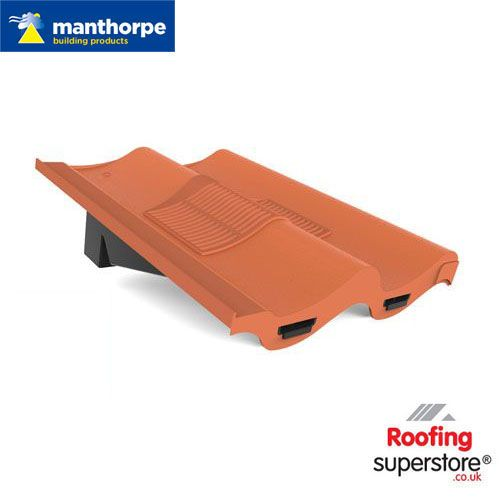 Roof Tile Extractor Vent In-line Roof Tile Vent