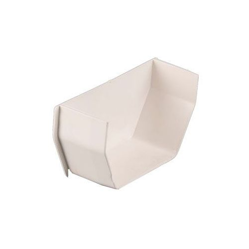 Corotherm 16mm Pvc Roof Sheet End Cap White 2100mm Pack