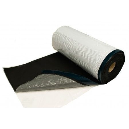 Self Adhesive 2mm Epdm Single Ply Rubber Membrane Roll