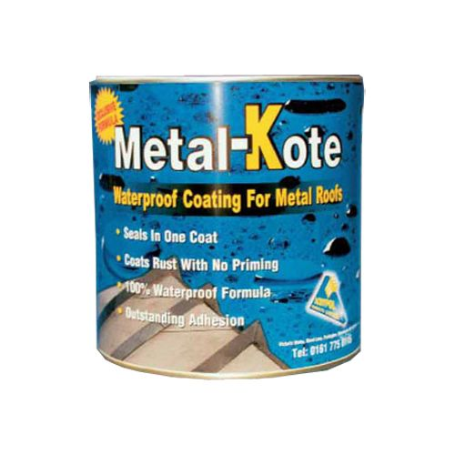Acrypol Metal-Kote (20 Litre Drum) - Goosewing Grey