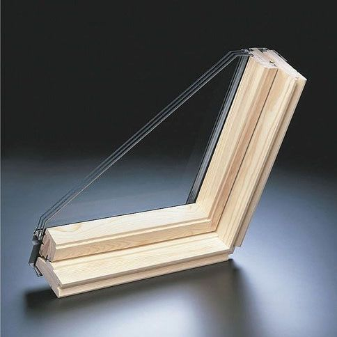 Velux Ipl M08 0065 Triple Glazed Replacement Pane 78cm X
