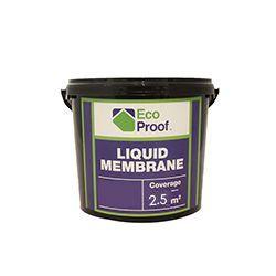 Ecoproof Liquid Rubber Liquid Membrane Roof Coating