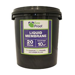 EcoProof Liquid Rubber Coating - 20 Ltrs (Alternative to Isoflex)