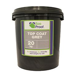 EcoProof Liquid Rubber Top Coat - 20kg (Grey)