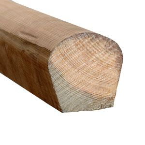 Lead Roofing Wood Core Roll (50mm x 2.4m Treated) Standard