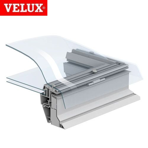 velux zce 090120 0015 pvc extension kerb 150mm for 090120 windows roofing superstore. Black Bedroom Furniture Sets. Home Design Ideas