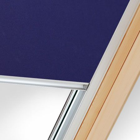 Universal Blackout Blind For Roof Windows 78cm X 98cm