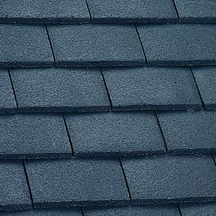Marley Plain Roof Tile - Anthracite