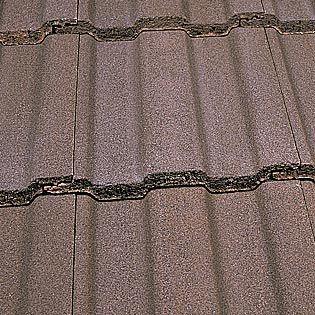Marley Ludlow Major Roof Tile Antique Brown Roofing