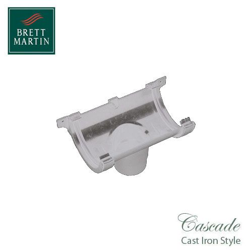 Cascade Cast Iron Style 112mm Roundstyle Running Outlet