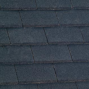 Marley Plain Roof Tile - Antique Brown