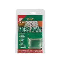 Everbuild Moss Away Super Concentrate - 50ml Sachet