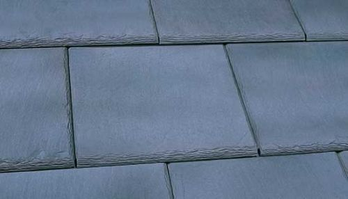 Marley Melbourn Interlocking Roof Slate Smooth Grey