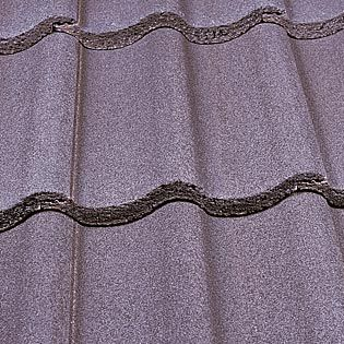 Marley Mendip Roof Tile - Antique Brown