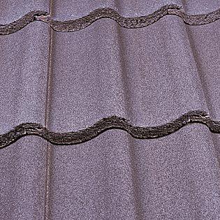 Marley Mendip Roof Tile - Antique Brown