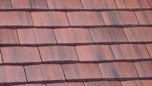 Marley Anglia Plus Roof Tile Old English Dark Red