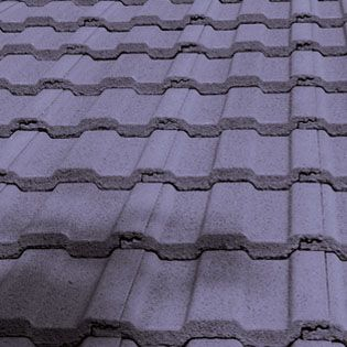 Marley Ecologic Ludlow Major Roof Tile Nimbus Grey