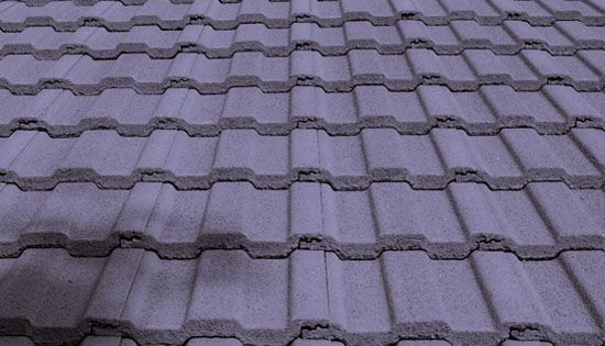 Marley Ecologic Ludlow Major Roof Tile Nimbus Grey