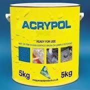 Acrypol Light Grey Binding Coat - 5kg
