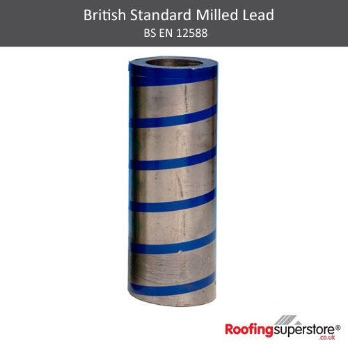 Lead Code 4 - 240mm x 1m Roofing Lead