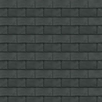 Tapco Synthetic Slate Stone Black 701 Pack Of 25