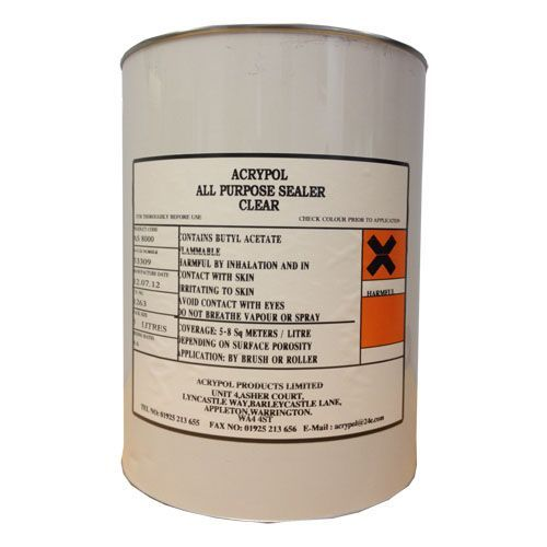 Acrypol High Build Zinc Phosphate Primer - 5 Litres