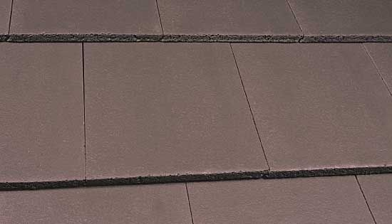 Marley Edgemere Interlocking Slate Smooth Brown
