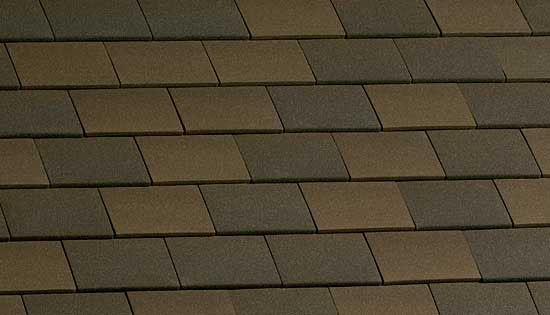 Marley Clay Plain Hawkins Roof Tile Staffordshire Mix