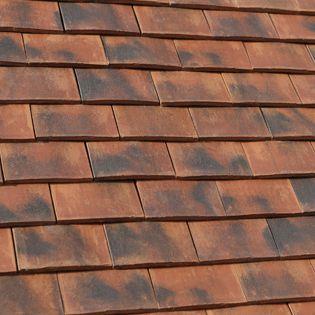 Marley Clay Plain Ashdowne Eaves Tile New Ashurst