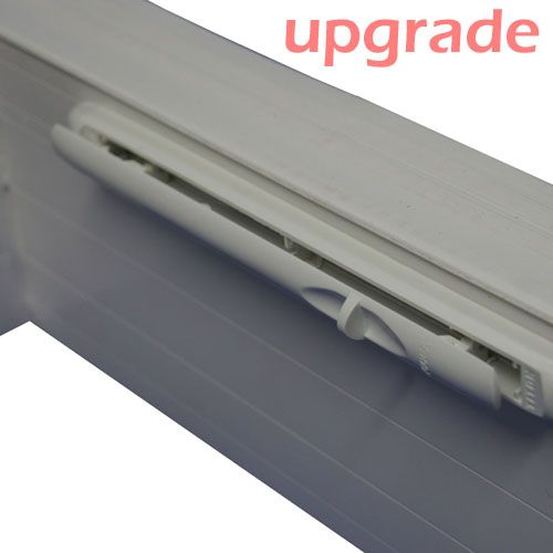 UPGRADE - S10a 150mm Upstand Controllable Trickle Vent 1300mm x 1300mm