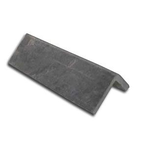Cembrit 90 Degree Plain Angle Concrete Ridge 450mm - Grey