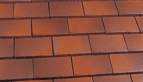 Marley Ashmore Interlocking Duo Plain Roof Tile Amp Half