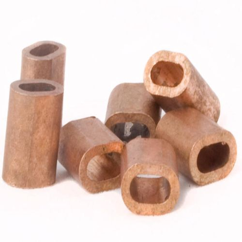 Mm copper ferrules pack of roofing superstore