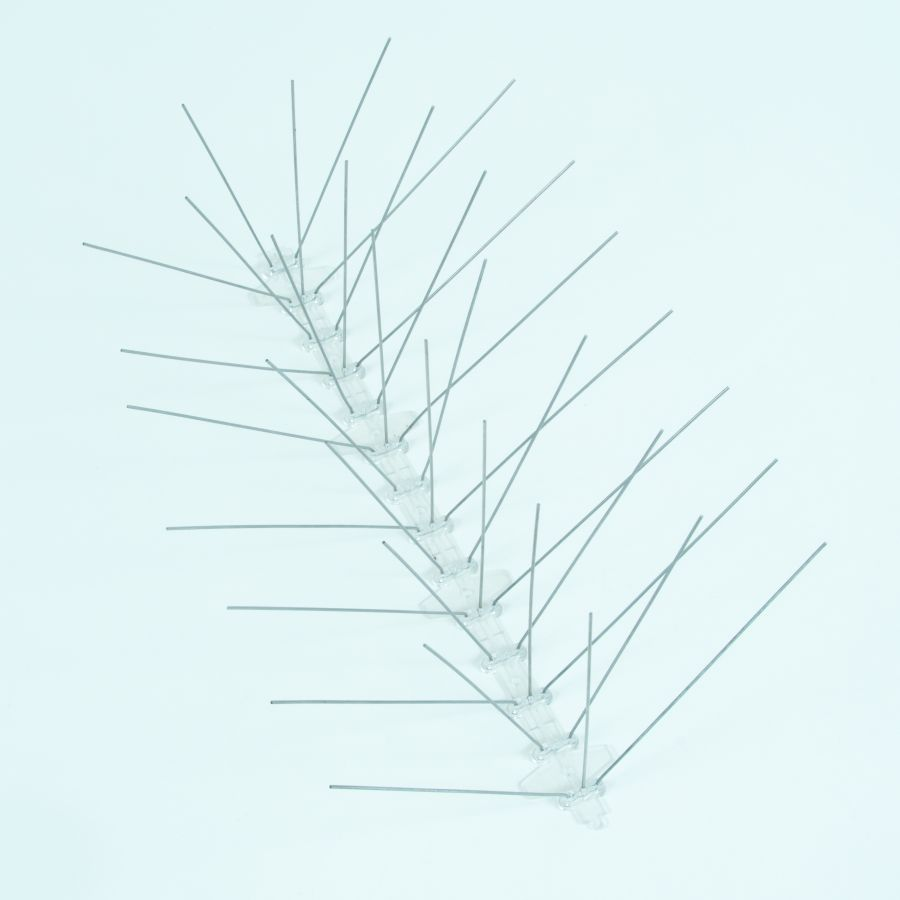 Seagull / Bird Spikes - 3 x 33cm Lengths