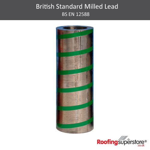 Lead Code 3 - 250mm x 3.5m Roofing Lead