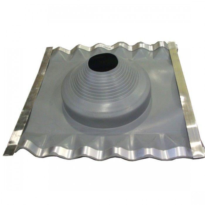 Pipe flashing for metal roofs 380 610mm dektite diverter for Roof diverter flashing