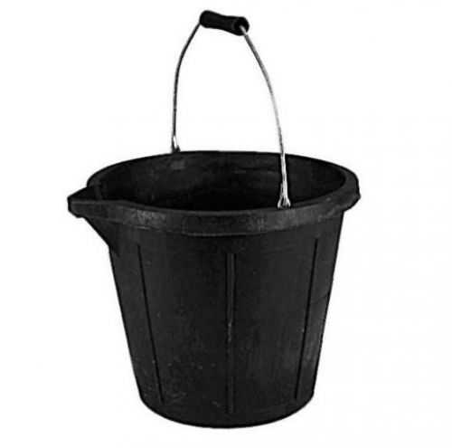 Rubber Bucket 3 Gallon Roofing Superstore 174