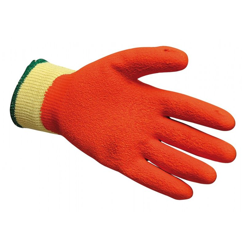 Gripper Gloves - Open Back