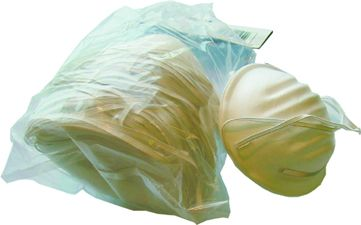 Dust Mask & Cup Respirator - Pack of 5