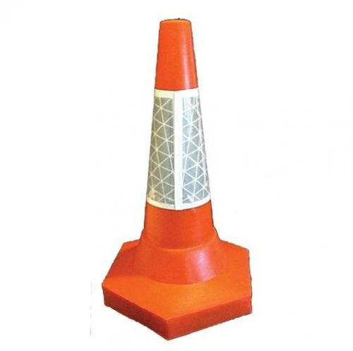 Traffic Safety Cone 18'' - High Index