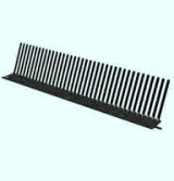 Manthorpe Eaves Comb Filler - 66cm x 100cm