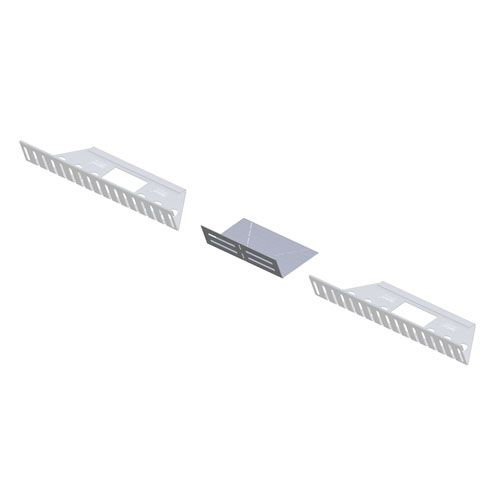 Eco Green Roof Aluminium Trim Straight Edge Connector