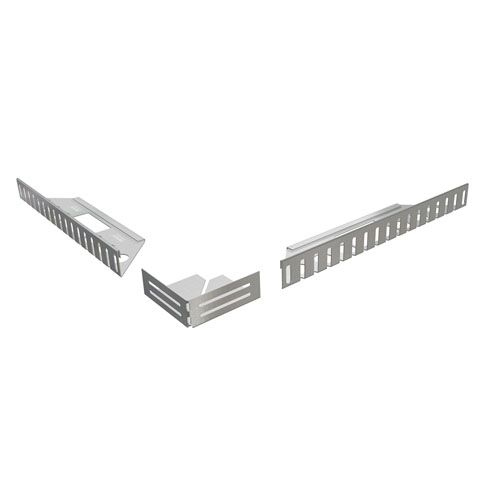 Eco Green Roof Aluminium Trim Corner Joiner