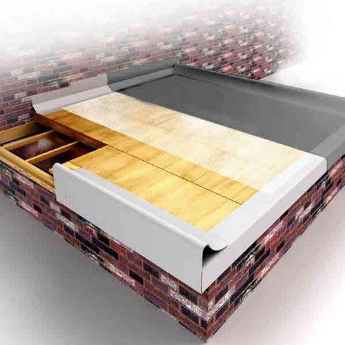 Cromar Pro Grp Fibreglass Roofing Kit System 13m2