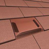 Forticrete Gemini Low Profile Tile Vent Roofing Superstore 174