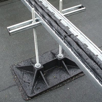Roof Pro Tab C Small Cable Tray Support Roofing Superstore 174