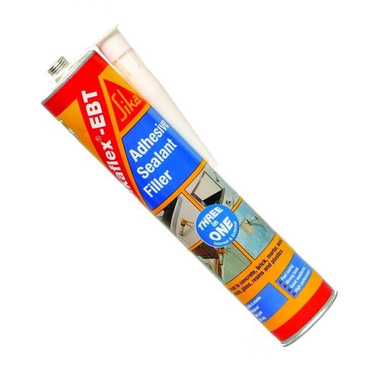 sikaflex crack flex sealant