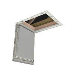 Manthorpe Gl250 015 Pu Insulated Drop Down Loft Door