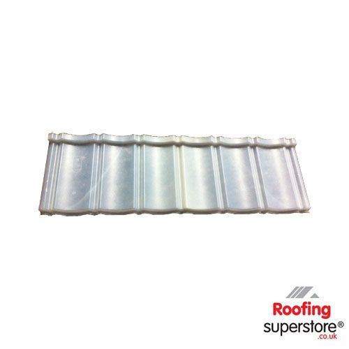 Lightweight Roof Tile - Translucent