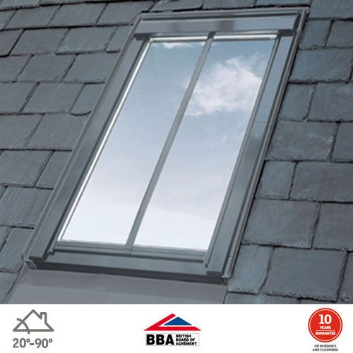 velux ggl mk06 sd5n1 conservation window for 8mm slate 78cm x 118cm roofing superstore. Black Bedroom Furniture Sets. Home Design Ideas